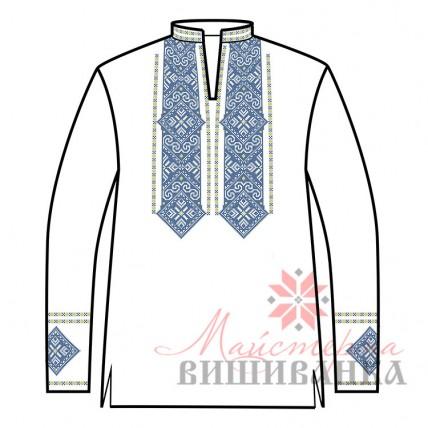 """Схема для вишивання на флізеліні """"Візантія"""""""