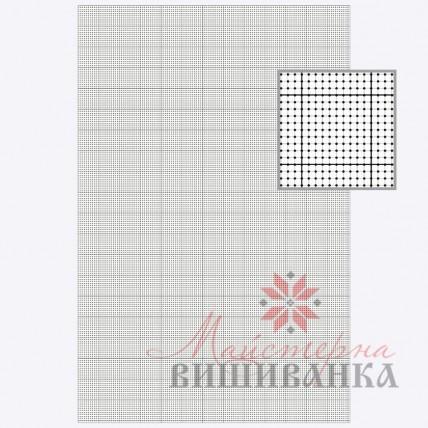 Сітка для вишивання на водорозчинному флізеліні 12