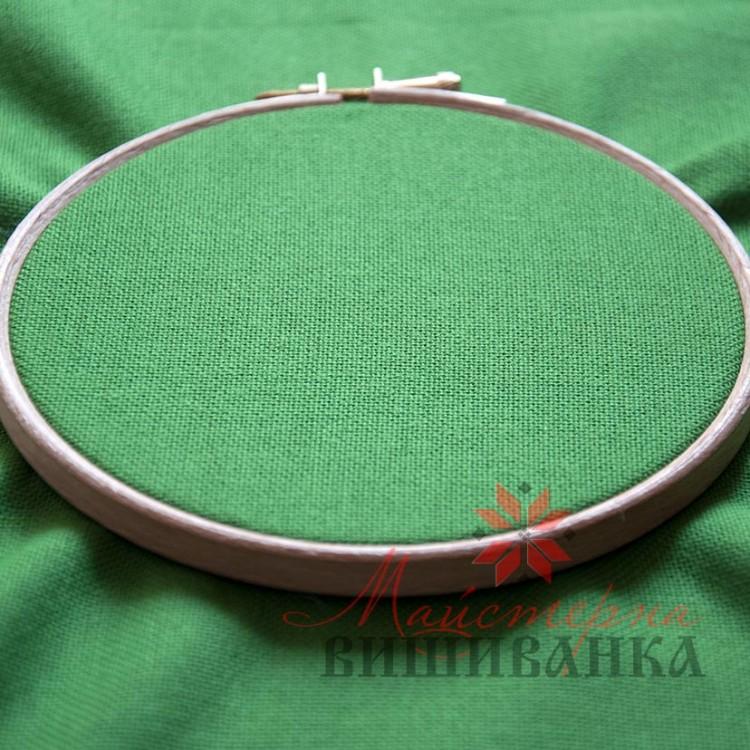 Сорочки під вишивку з зеленого домотканого полотна від Майстерної Вишиванки