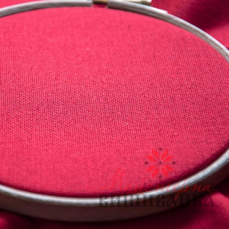 Сорочки під вишивку з червоного домотканого полотна від Майстерної Вишиванки