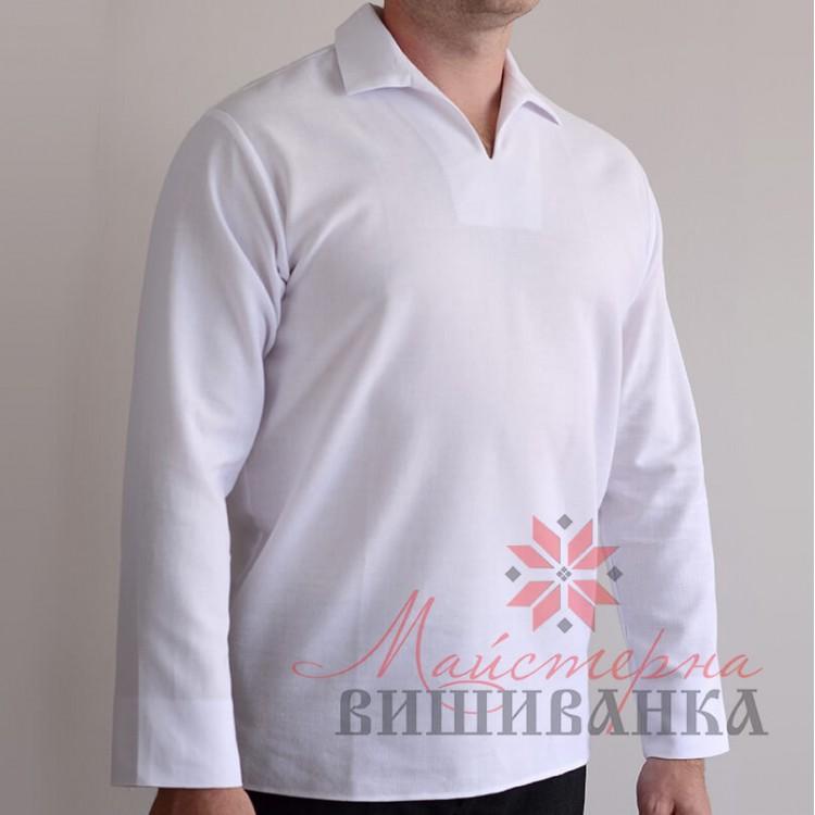 Чоловічі сорочки під вишивку - Майстерна Вишиванка fe5ed229ac484