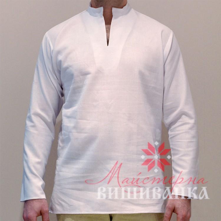 Чоловіча сорочка під вишивку